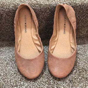 Lucky Brand Ballet Flats